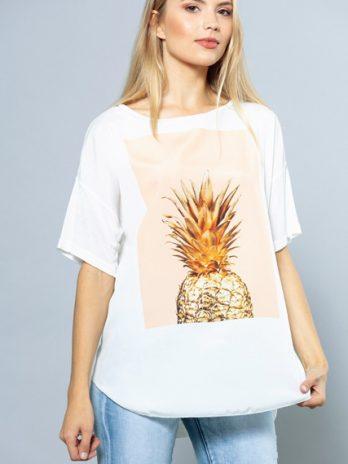 T-shirt ananás