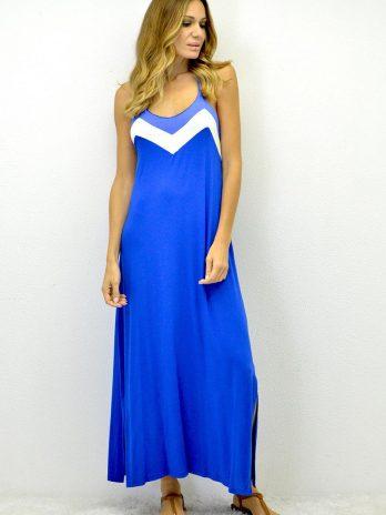 Vestido longo 3 cores