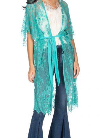 Kimono renda