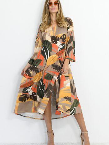 Vestido chanel solto