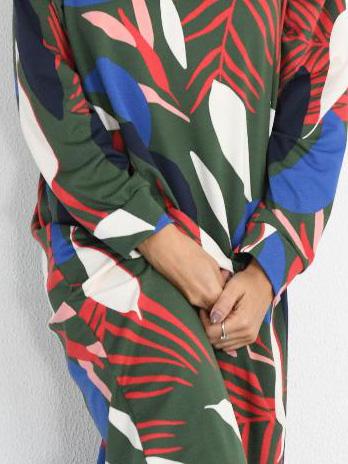 Vestido Chanel Elastico Ombro