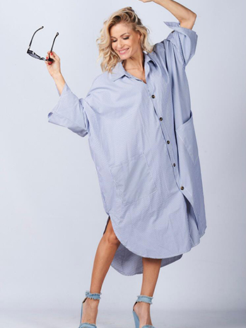 Camisa / Vestido Oversize