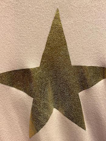 Casaco com Estrela nas Costas