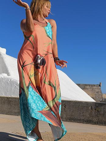 Vestido Arara Premium