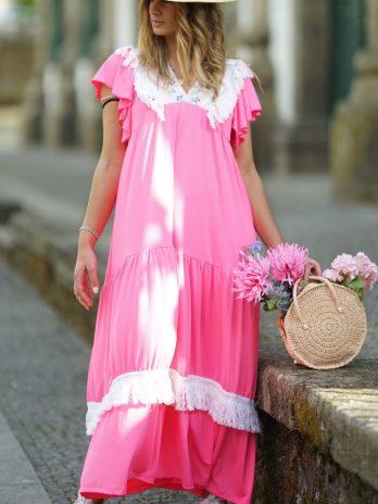 Vestido Sonata de verão