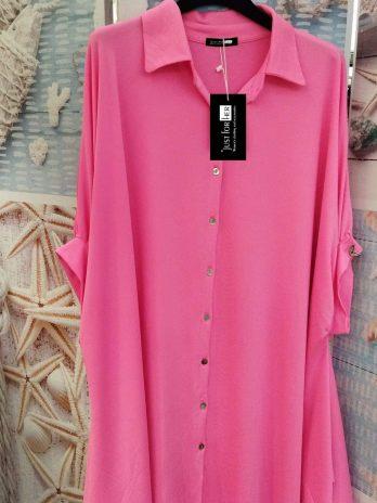 Camisa / vestido com botões