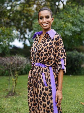 Macacão leopardo Mónica Jardim